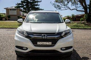 2017 Honda HR-V MY17 VTi-L White 1 Speed Constant Variable Hatchback.
