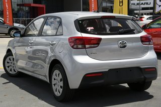 2018 Kia Rio YB MY18 S Silver 4 Speed Sports Automatic Hatchback.