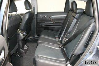 2019 Toyota Kluger GSU50R GXL (4x2) Blue 8 Speed Automatic Wagon