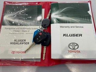 2015 Toyota Kluger GX Blue Sports Automatic Wagon