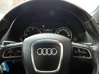 2012 Audi Q5 8R MY12 TDI S Tronic Quattro White 7 Speed Sports Automatic Dual Clutch Wagon
