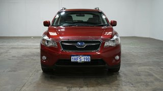 2015 Subaru XV G4X MY15 2.0i-L Lineartronic AWD Red 6 Speed Constant Variable Wagon