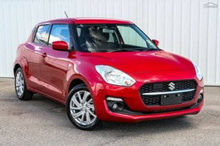 2020 Suzuki Swift AZ Series II GL Navigator Plus Burning Red 1 Speed Constant Variable Hatchback.