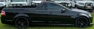 2009 Holden Ute VE MY09.5 SS V Black 6 Speed Manual Utility.