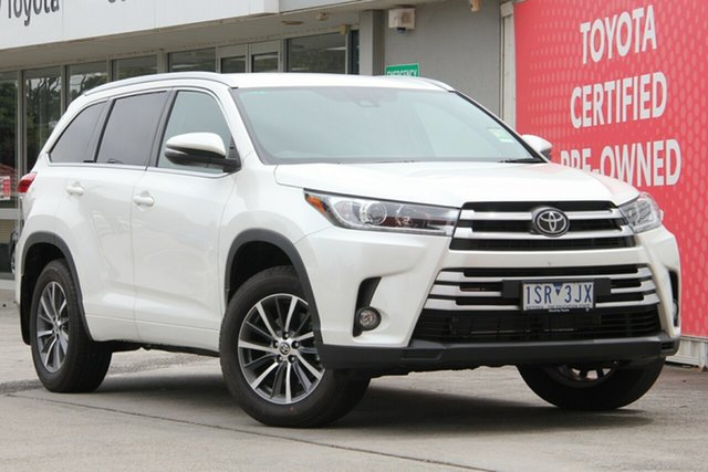 Pre-Owned Toyota Kluger Glen Waverley, Kluger 4x2 GXL 3.5L Petrol Automatic Wagon