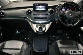2017 Mercedes-Benz V250d 447 MY17 Avantgarde MWB Obsidian Black 7 Speed Automatic Wagon