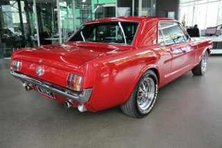 1965 Ford Mustang MY1965 Maroon 3 Speed Automatic Hardtop