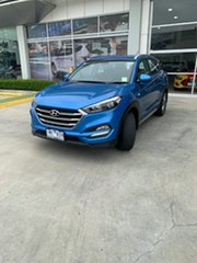 2017 Hyundai Tucson TL MY18 Active X 2WD Ara Blue 6 Speed Sports Automatic Wagon
