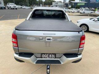 2016 Mitsubishi Triton Exceed Grey Sports Automatic Dual Cab Utility
