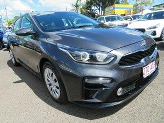 2019 Kia Cerato BD MY19 S Grey 6 Speed Sports Automatic Hatchback.