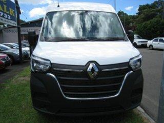 2020 Renault Master X62 Phase 2 MY20 Pro LWB FWD (120kW) L3H2 White 6 Speed Manual Van.