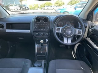2015 Jeep Compass MK MY15 Sport CVT Auto Stick Red 6 Speed Constant Variable Wagon