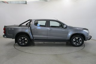 2016 Holden Colorado RG MY16 Storm Crew Cab Grey 6 Speed Sports Automatic Utility