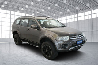 2015 Mitsubishi Challenger PC (KH) MY14 LS Ironbark 5 Speed Sports Automatic Wagon.