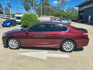 2013 Honda Accord 9th Gen MY13 VTi-S Red 5 Speed Sports Automatic Sedan
