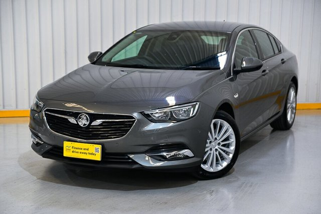 Used Holden Calais ZB MY18 Liftback Hendra, 2018 Holden Calais ZB MY18 Liftback Grey 8 Speed Sports Automatic Liftback