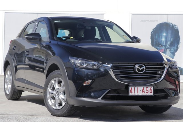 Demo Mazda CX-3 DK2W7A Maxx SKYACTIV-Drive FWD Sport Bundamba, CX-3 F 6AUTO MAXX SPORT PETROL FWD
