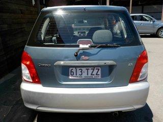 2000 Kia Carens Grey 5 Speed Manual Hatchback