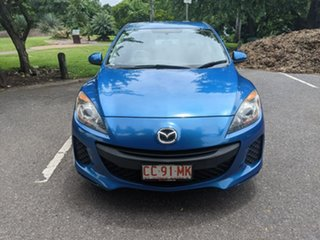 2012 Mazda 3 BL10F2 Neo Activematic Blue 5 Speed Sports Automatic Sedan.