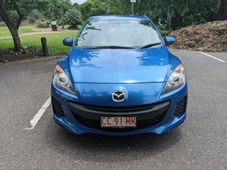 2012 Mazda 3 BL10F2 Neo Activematic Blue 5 Speed Sports Automatic Sedan.