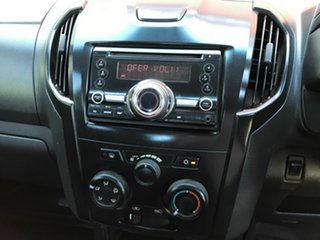 2012 Isuzu D-MAX MY12 SX Crew Cab 4x2 White 5 Speed Manual Utility