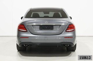 2017 Mercedes-AMG E43 213 MY18 4Matic+ Selenite Grey 9 Speed Automatic G-Tronic Saloon