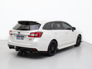 2016 Subaru Levorg MY17 2.0 GT-S (AWD) White Continuous Variable Wagon