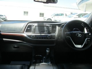 2015 Toyota Kluger GSU55R Grande (4x4) Gold 6 Speed Automatic Wagon