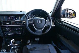 2015 BMW X3 F25 LCI xDrive20d Steptronic Silver 8 Speed Automatic Wagon