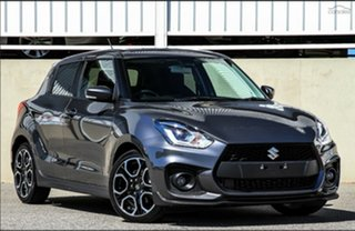 2020 Suzuki Swift AZ Series II Sport Mineral Grey 6 Speed Sports Automatic Hatchback.