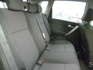 2010 Holden Barina TK MY11 Silver 4 Speed Automatic Hatchback