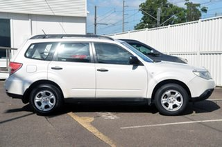 2008 Subaru Forester 79V MY08 X AWD White 4 Speed Automatic Wagon.