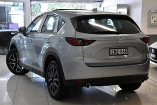 2020 Mazda CX-5 KF4WLA GT SKYACTIV-Drive i-ACTIV AWD Silver 6 Speed Sports Automatic Wagon