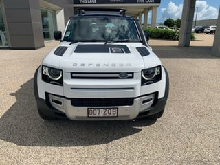 2020 Land Rover Defender L663 20MY Standard SE Fuji White 8 Speed Sports Automatic Wagon