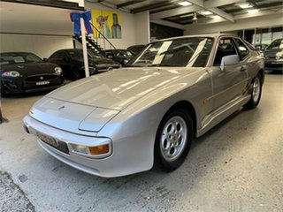 1983 Porsche 944 Silver 3 Speed Automatic Coupe
