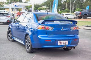 2016 Mitsubishi Lancer CF MY17 ES Sport Blue 6 Speed Constant Variable Sedan.