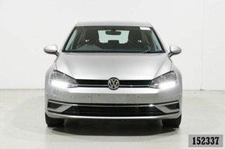2017 Volkswagen Golf AU MY18 110 TSI Comfortline Grey 7 Speed Auto Direct Shift Hatchback.