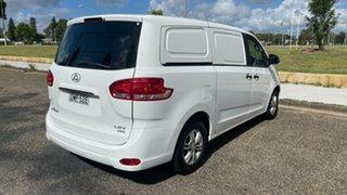 2017 LDV G10 SV7C White 5 Speed Manual Van