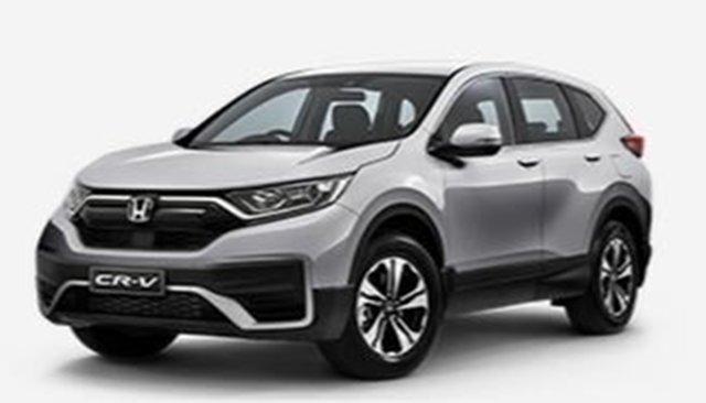 New Honda CR-V RW MY21 VTi FWD Atherton, 2020 Honda CR-V RW MY21 VTi FWD Silver 1 Speed Constant Variable Wagon