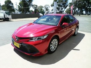 2019 Toyota Camry Camry Ascent 2.5L Petrol Automatic Sedan 2V62140 003 Feverish Red Automatic Sedan