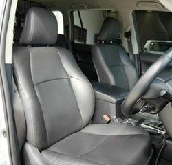 2014 Toyota Landcruiser Prado KDJ150R MY14 VX Silver 5 Speed Sports Automatic Wagon