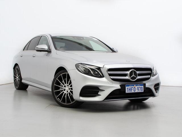 Used Mercedes-Benz E220 213 D, 2017 Mercedes-Benz E220 213 D Silver 9 Speed Automatic G-Tronic Sedan