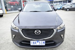 2018 Mazda CX-3 DK2W7A Maxx SKYACTIV-Drive Grey 6 Speed Sports Automatic Wagon.