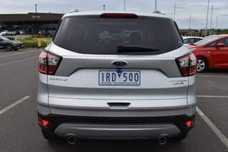 2019 Ford Escape ZG 2019.75MY Titanium Silver 6 Speed Sports Automatic Dual Clutch SUV