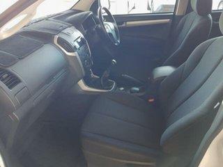 2012 Isuzu D-MAX MY11 LS-U White 5 Speed Manual Utility