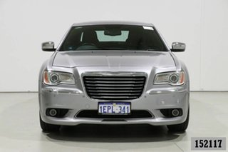2014 Chrysler 300 MY12 Limited Silver 8 Speed Automatic Sedan.