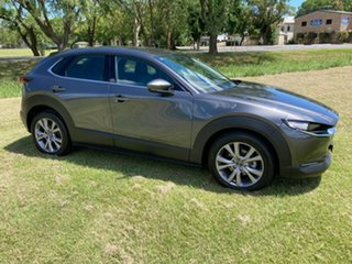2019 Mazda CX-30 DM2WLA G25 SKYACTIV-Drive Touring Grey 6 Speed Sports Automatic Wagon