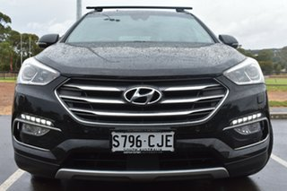 2014 Hyundai Santa Fe DM2 MY15 Highlander Black 6 Speed Sports Automatic Wagon