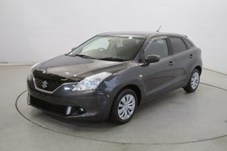 2018 Suzuki Baleno EW GL Grey 4 Speed Automatic Hatchback.