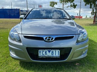 2011 Hyundai i30 FD MY11 Trophy Grey 4 Speed Automatic Hatchback